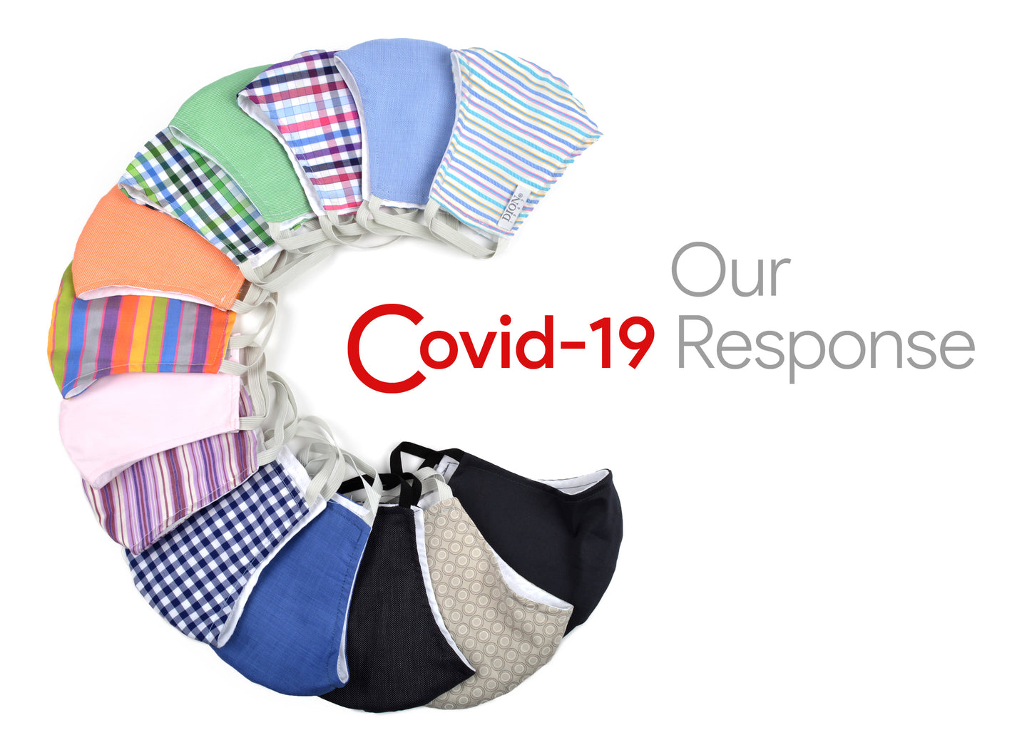 Covid-19 Reusable Non-Medical Masks
