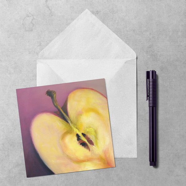 Useful Gift for Teacher - Galleria Fresco - food still life by Jo Bradney