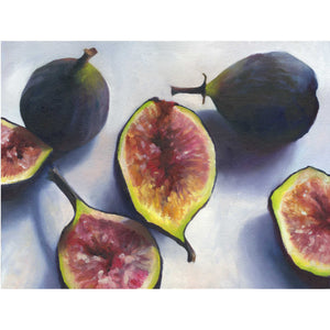 fig.6 - Art Print - Galleria Fresco - food still life by Jo Bradney