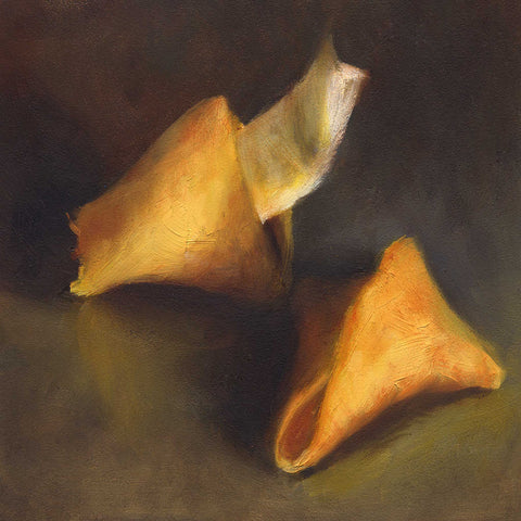 A Ray of Hope - Fortune Cookie Art Print - Galleria Fresco