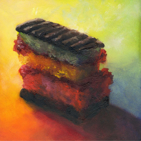Irresistible Joy - Rainbow Cookie Art Print - Galleria Fresco
