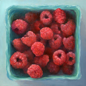 Raspberry Jewel Box : 8x8 inches - Galleria Fresco