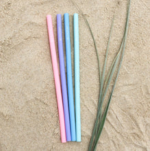 Load image into Gallery viewer, Reusable Silicone Drinking Straws - Wilfred Eco