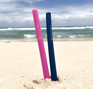 Silicone Cocktail Straws - Ocean Friendly - Wilfred Eco