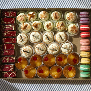 48 Assorted Spring/Summer Pastries Selection 5