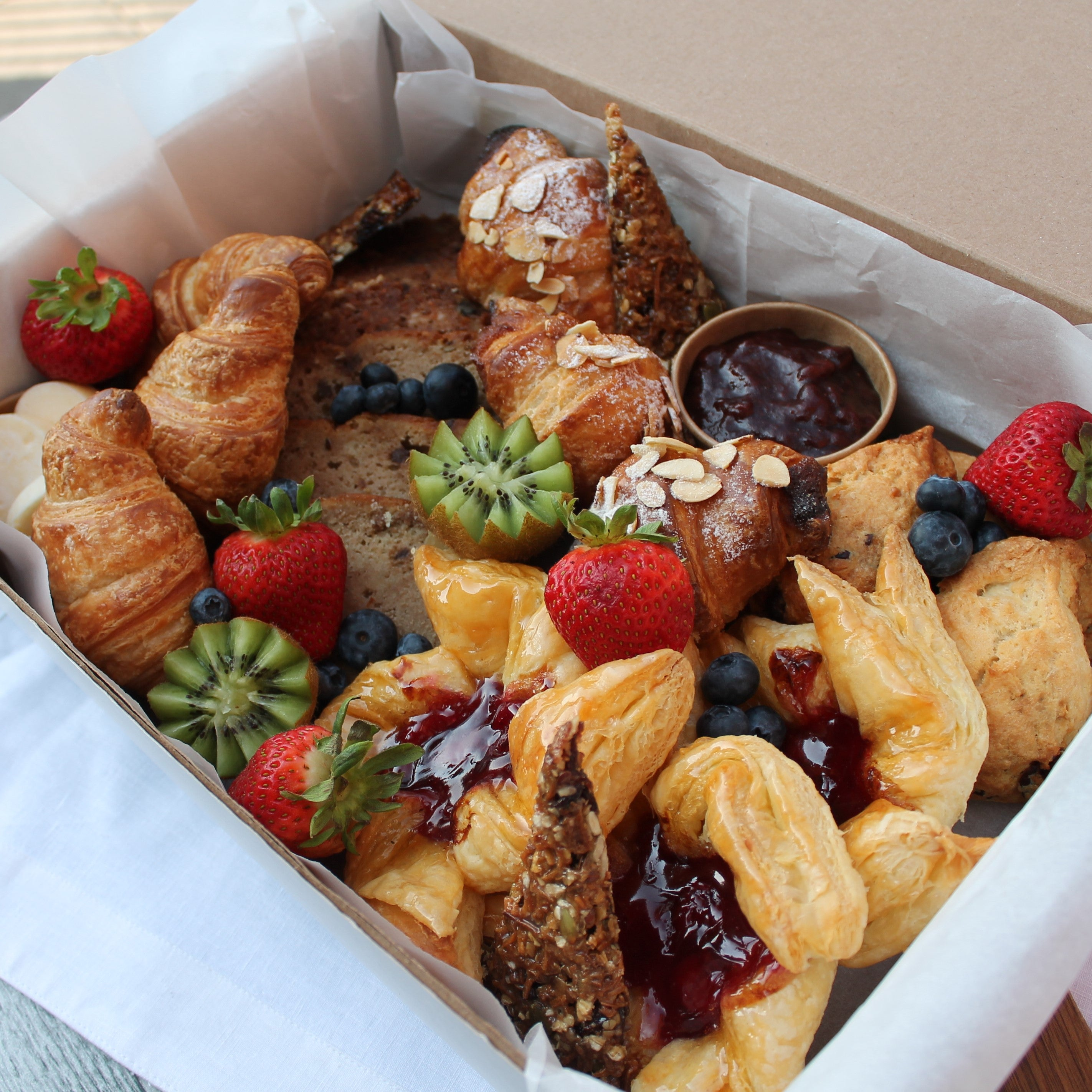 Homestead Continental Breakfast Box