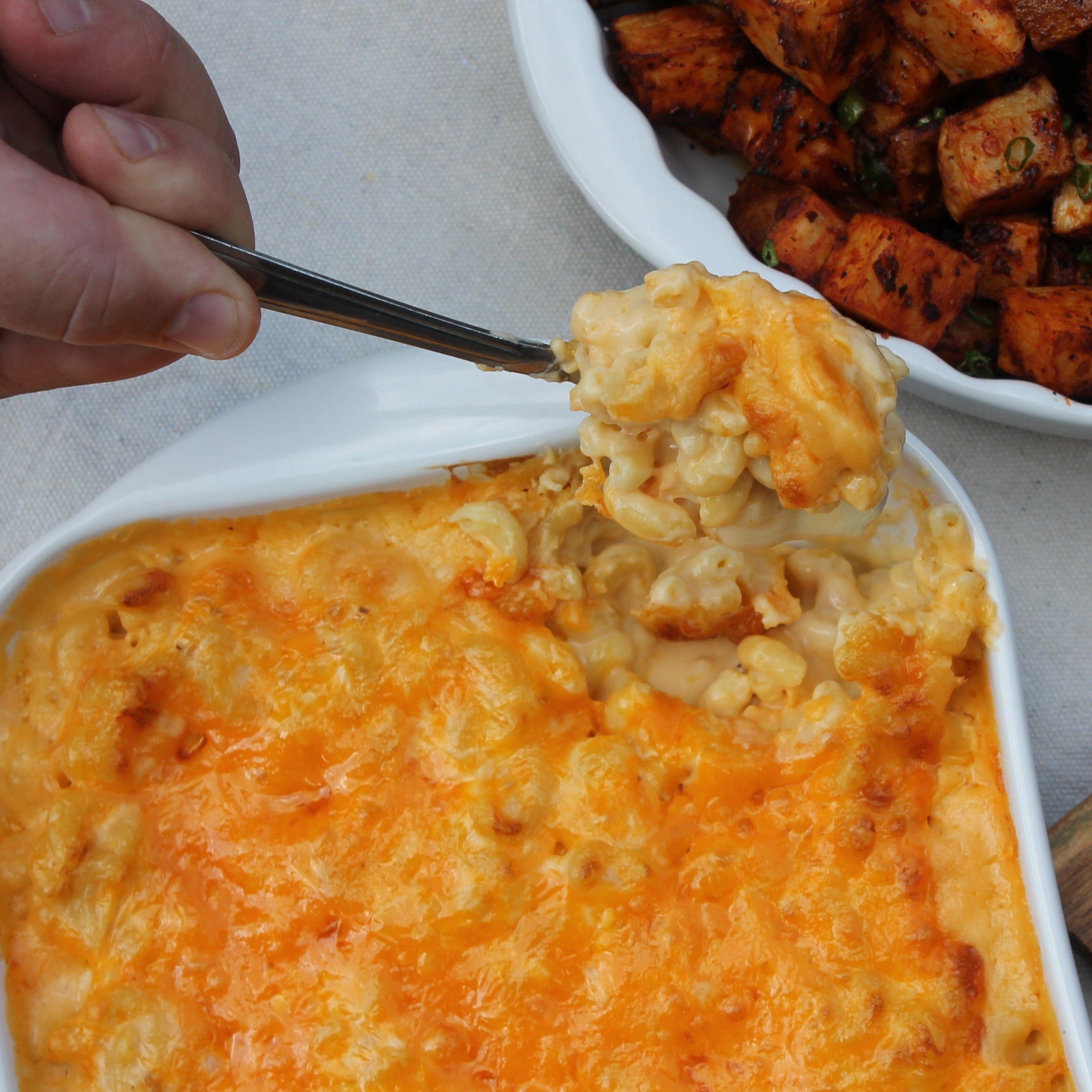 Mac and Cheese Pan (Bake at home)