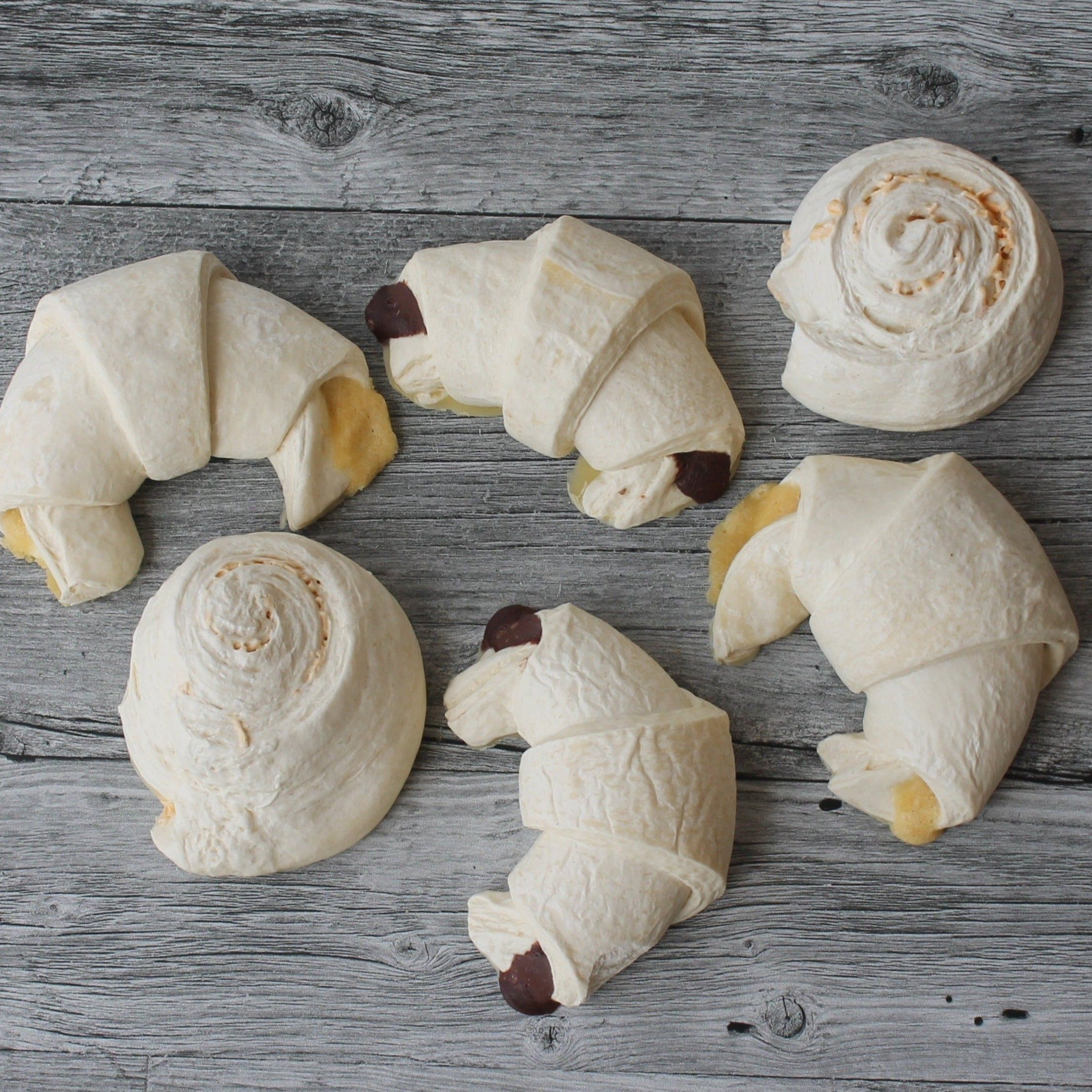 6 Assorted Croissants - Bake at Home