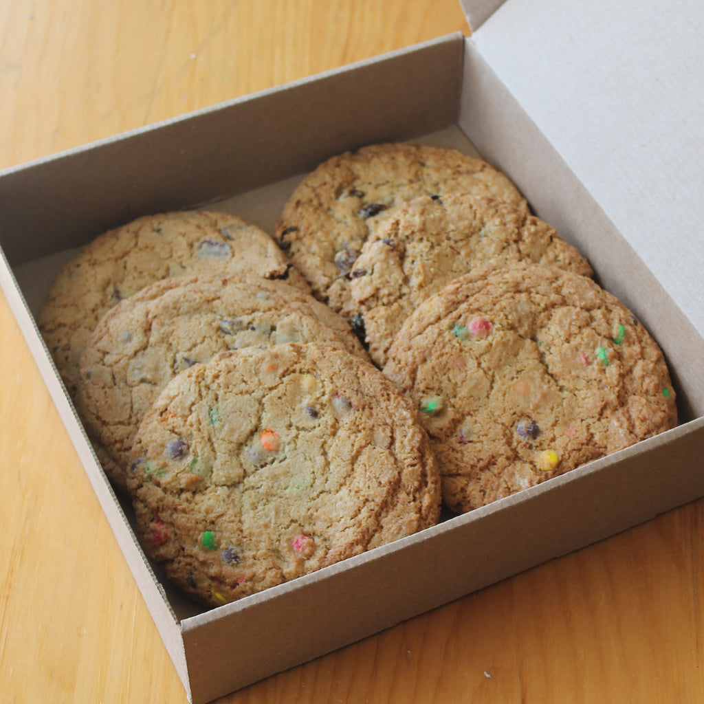 6 Chef's Pick Cookies