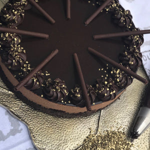 "10"" Gluten Free Chocolate Frenzy Cake"