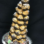 Holiday Croquembouche (per ft – 50 piece)