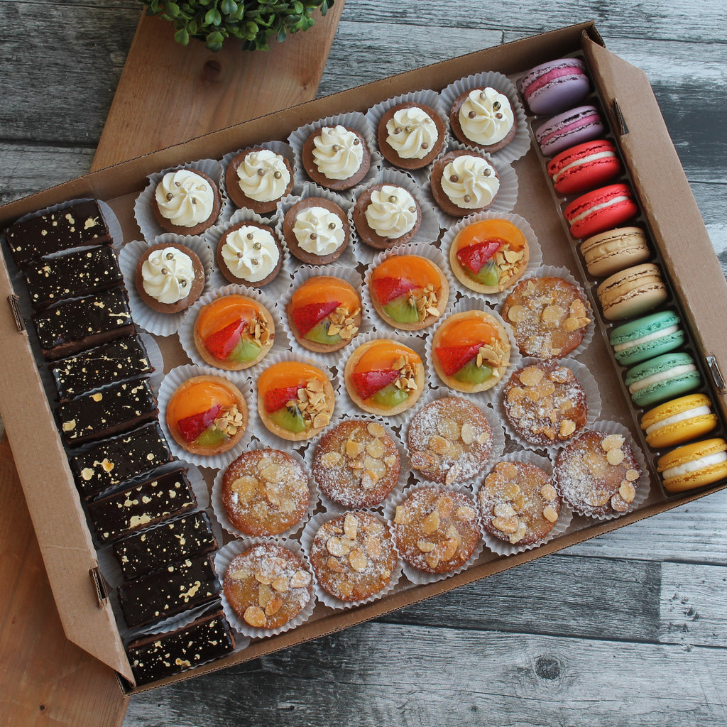 48 Assorted Pastries (Freezable)