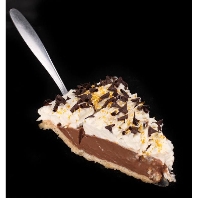 2 Chocolate Banana Cream Pie