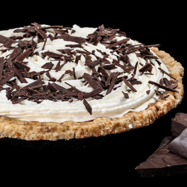 2 Chocolate Cream Pie