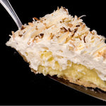 2 Coconut Cream Pie
