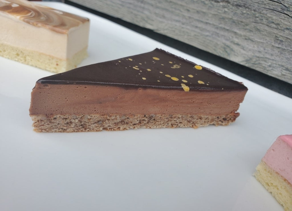 Individual Cost Effective Chocolate Mousse