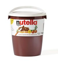 Nutella Container