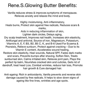 Rene. S. Glowing Butter - 300ml/10.5 Ounces - Im Just Glowing