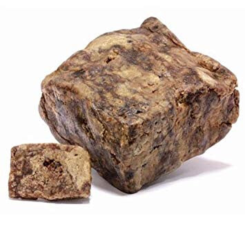 BEST BUY ~ 500g Organic African Black Soap Bar - Im Just Glowing