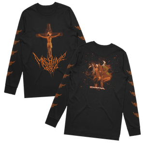 Black Metal Long Sleeve