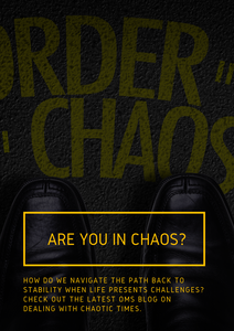 Are You In Chaos?