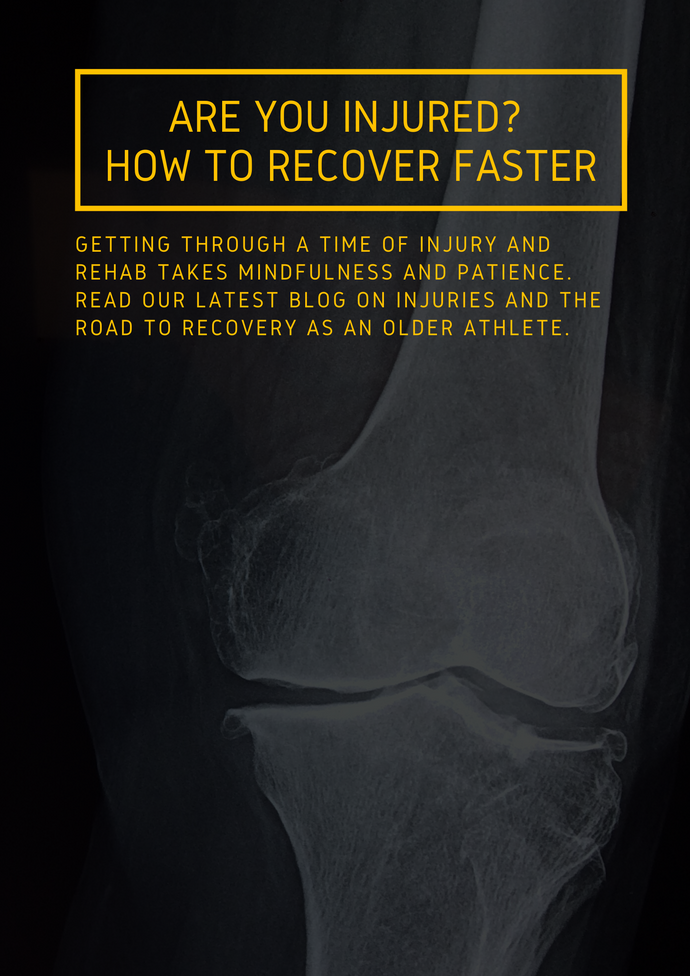 Are you Injured? Read this and recover faster.