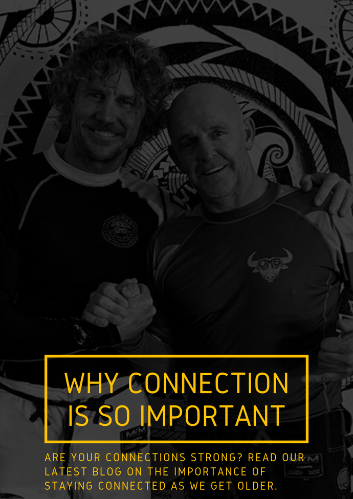 Why Connection Is So Important