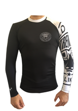 Brazilian Jiu Jitsu Rash Guard - The Stamp