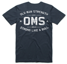 Old Man Strength T-shirt - The Southern