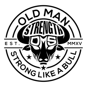 Old Man Strength Gi – The Stamp