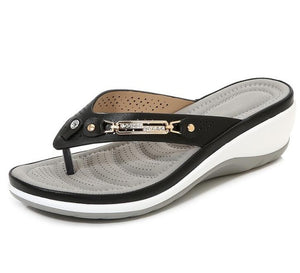 Wedge Beach Sandals for Women