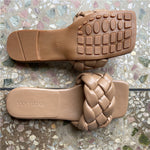 Luxury Summer Low Heel Sandals
