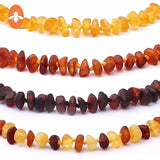 Raw Unpolished Amber Bracelet/Necklace Baltic Natural