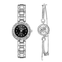 Load image into Gallery viewer, Lvpai Luxury Geometric Bangle Quartz Watch Set