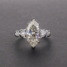 Load image into Gallery viewer, Luxury Moissanite Engagement Rings for Women