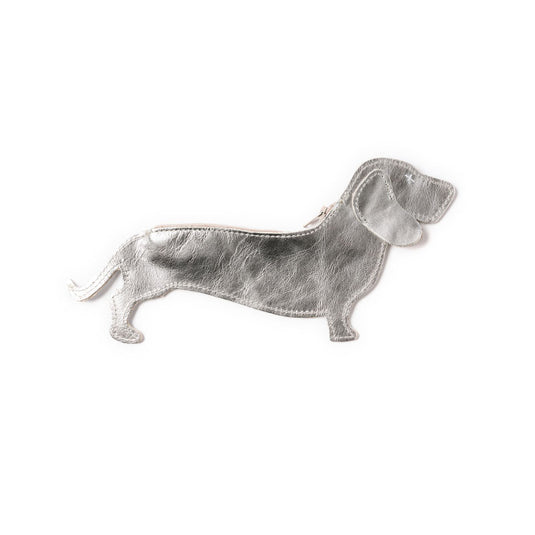 Etui, Good Dog, Silver