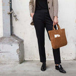 Tas, Elephant Joke, Cognac used look