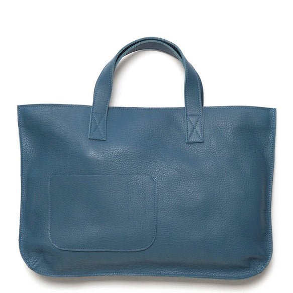 Tas, Elephant Joke, Faded Blue
