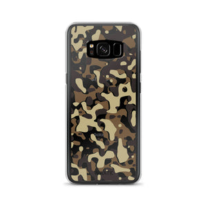 Camouflage Samsung Cases