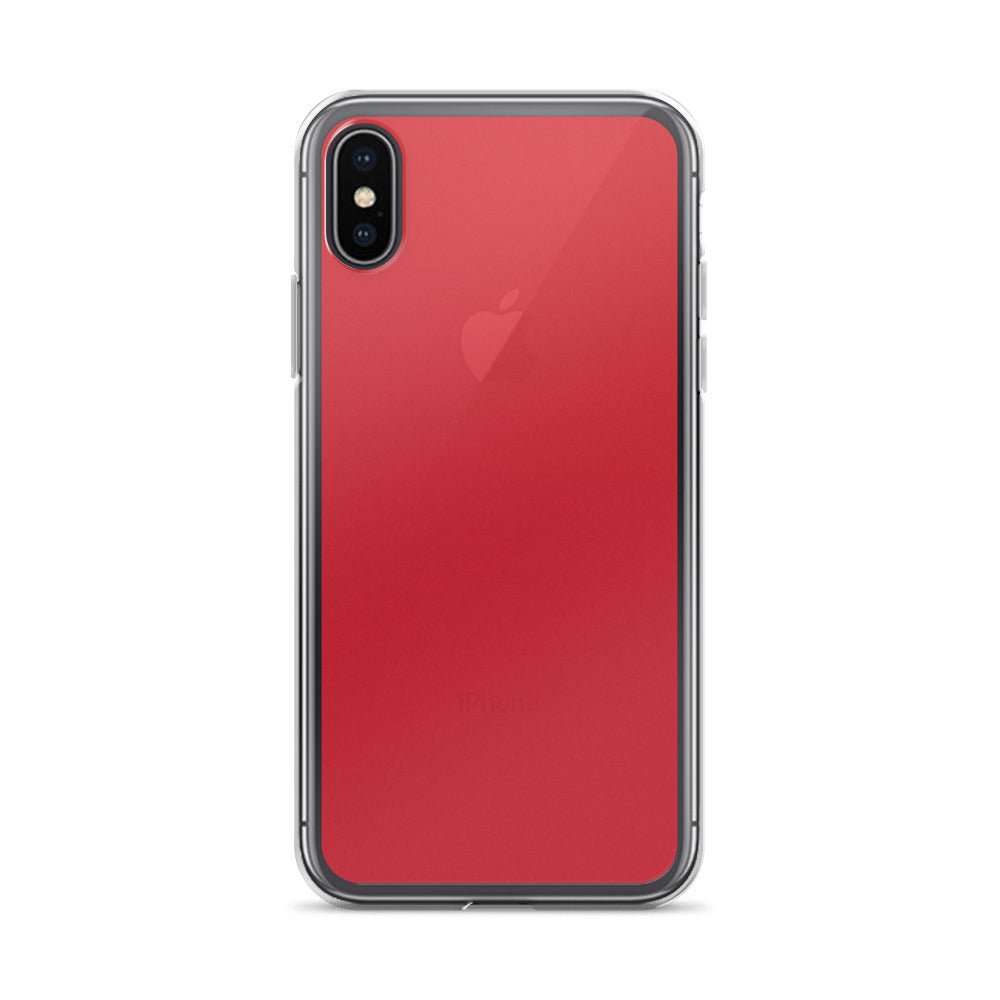 Ruby Red iPhone Cases