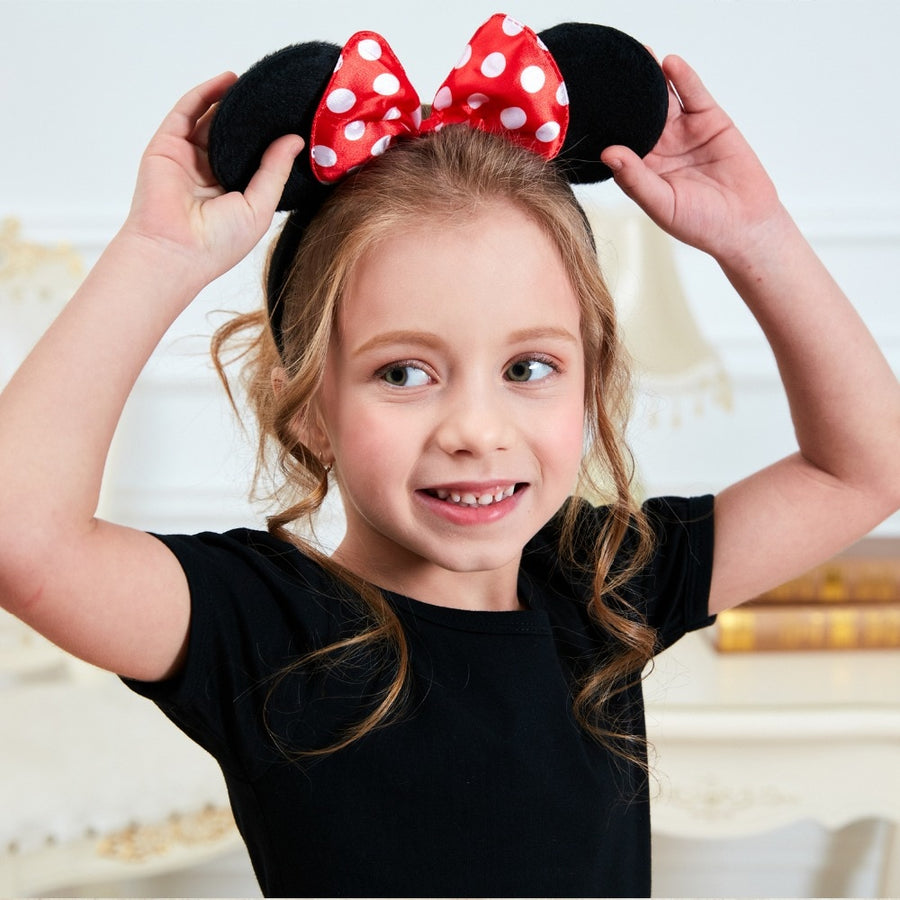 Minnie Mouse Dress Up Kid Costume Baby Girls