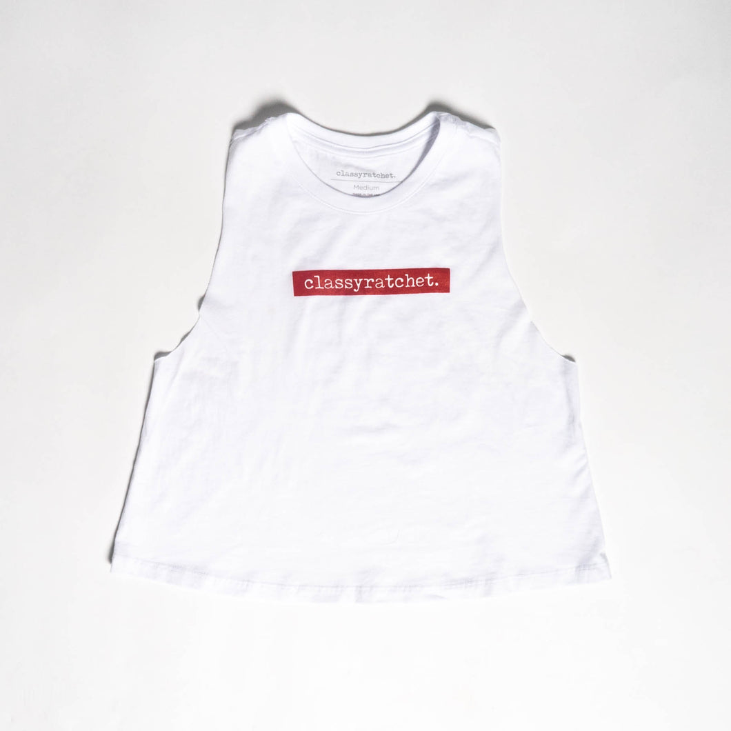 the signature label tank