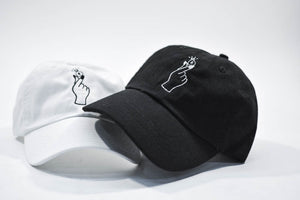 """about my coins"" dad hat black"