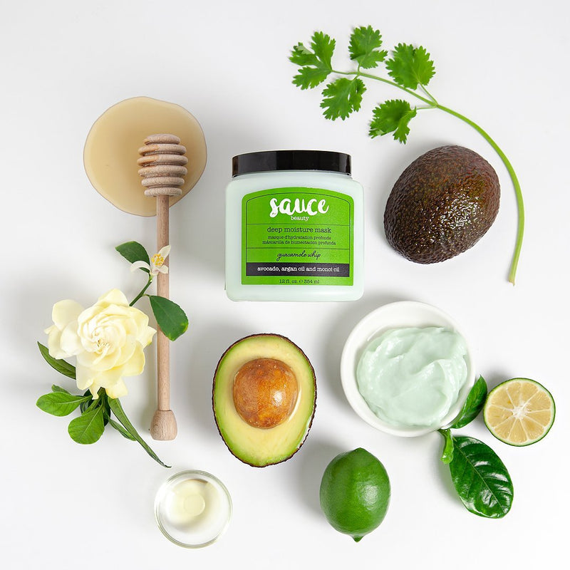 Why We Love the Deep Moisture Mask Guacamole Whip