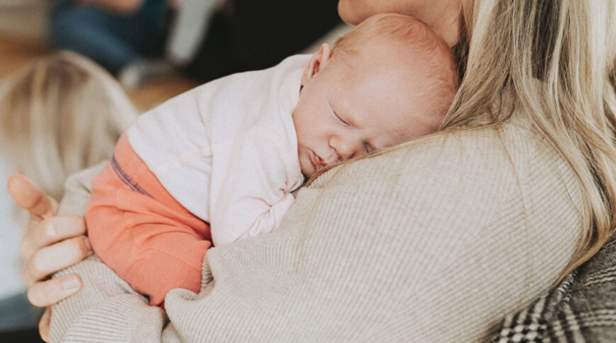What you need to know about newborns and sleep from Justine Kinsella, Baby & Toddler Sleep Consultant.