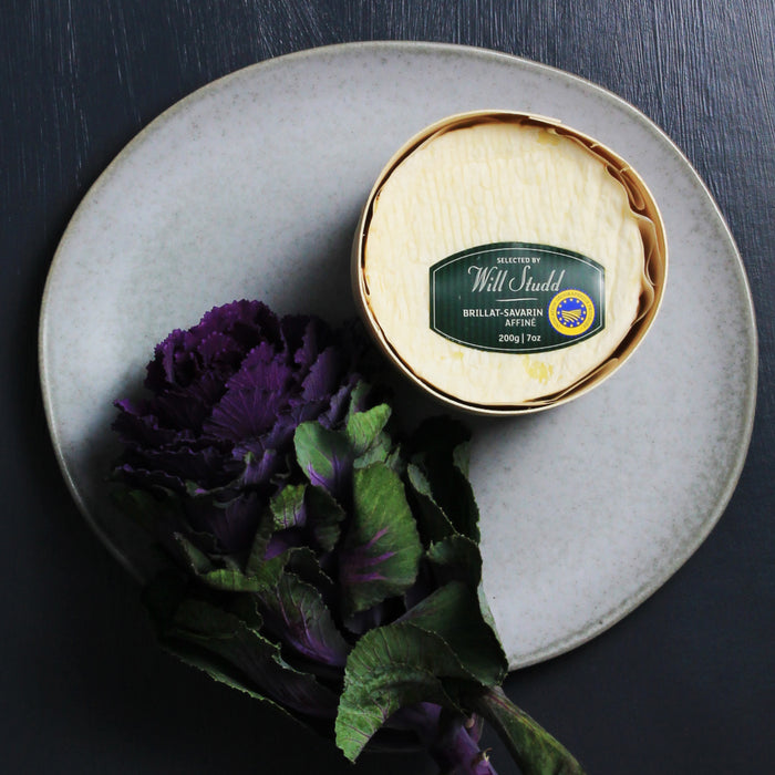 Buy 2 and Save! Brillat Savarin Affine selected by Will Studd 200g