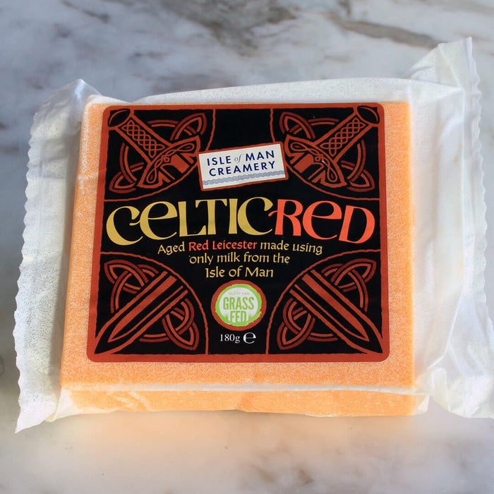 Isle of Man Creamery Celtic Red, 180g