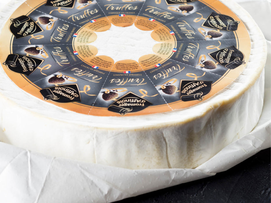 Fromager d'Affinois - Truffle 2kg Wheel