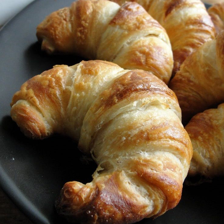 All-Butter Croissants