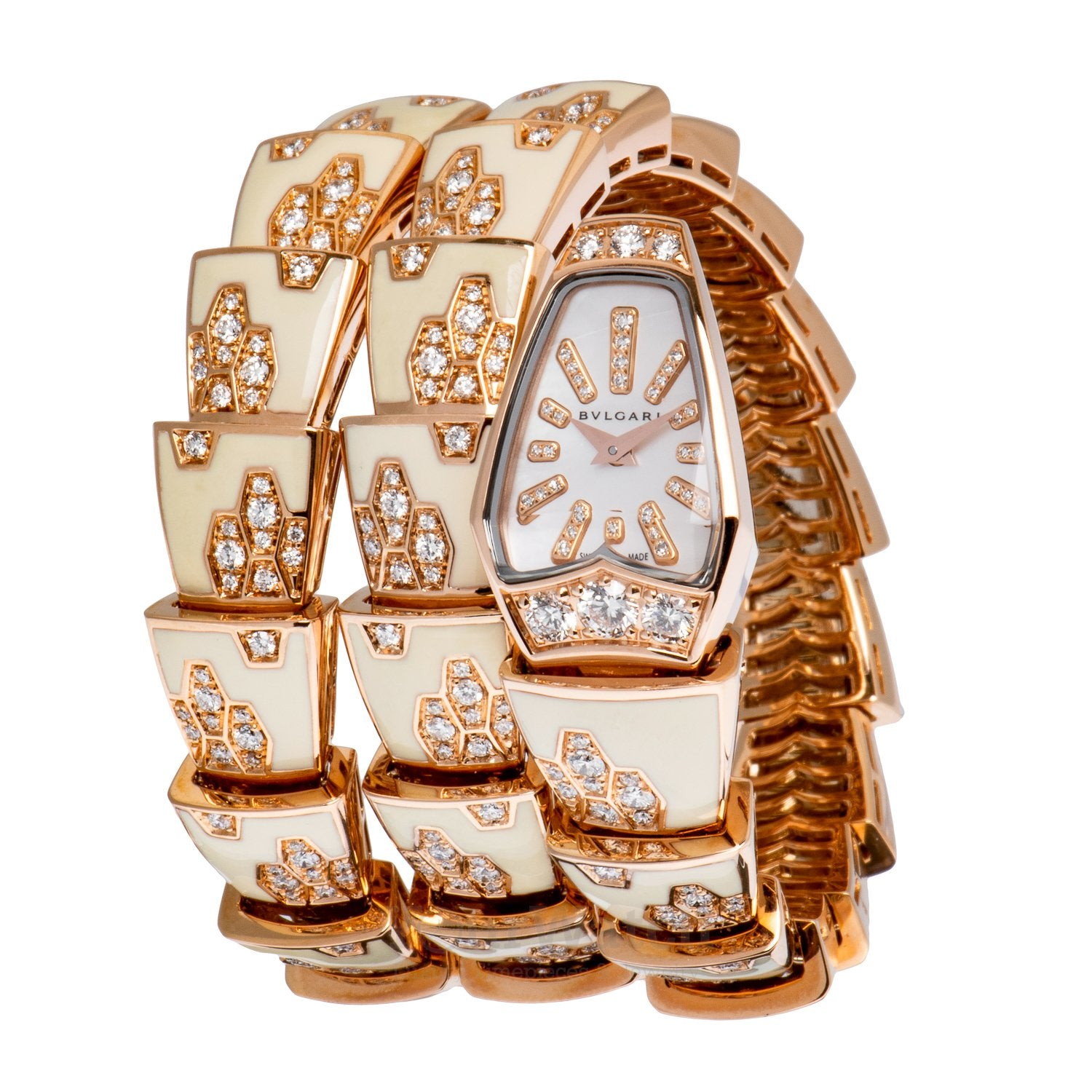 Serpenti Jewelry Watch